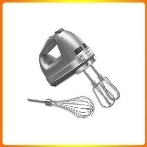 KitchenAid KHM7210CU 7-Speed Digital Hand Mixer