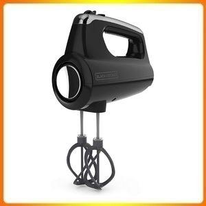 BLACK+DECKER MX600B Premium 5-Speed Hand Mixer