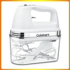 Cuisinart HM-90S 9-Speed Handheld Mixer