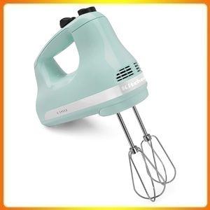 KitchenAid KHM512IC 5-Speed Hand Mixer
