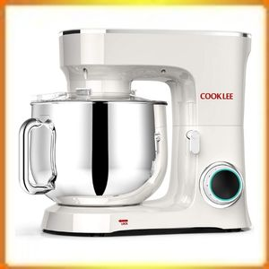 COOKLEE Stand Mixer, 9.5 Qt. Electrical kitchen mixer