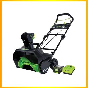 Greenworks Pro 80V Snow Thrower