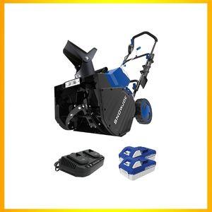 Snow Joe iON18SB 40-Volt iONMAX Snow blower Kit